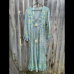 Wild Bella maxi dress